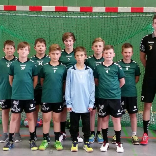 U13 in Runde 2 des Bank1Saar Cup