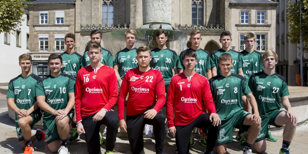 U19…Qualiturnier zur Bundesliga in Saarlouis