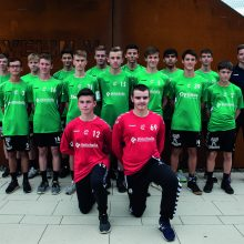 U17…Final Four des Saarlandpokals